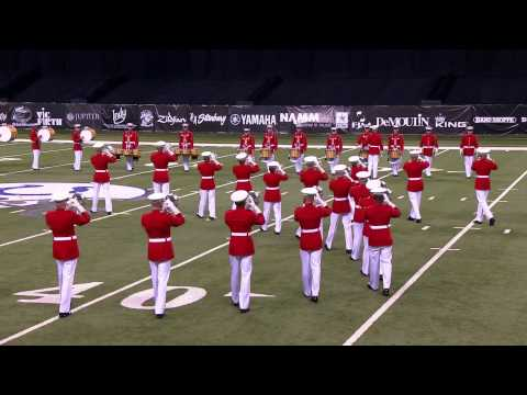 """The Commandant's Own"" performance at the 2014 DCI Finals"