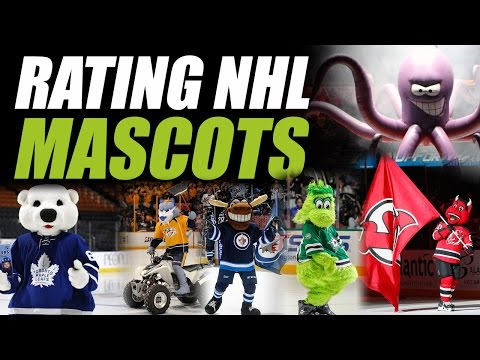 Rating NHL Mascots