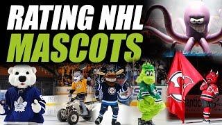 Rating NHL Mascots