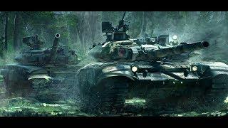 Украинская военная техника видео. (Колона Української військової техніки)