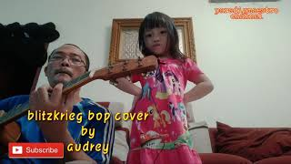 blitzkrieg bop (hey ho) cover by Audrey