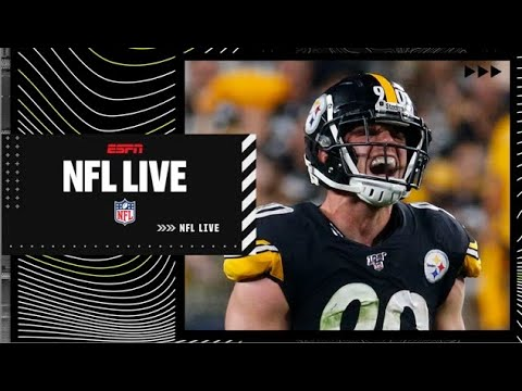 Pittsburgh Steelers and T.J. Watt agree to four-year, $112M contract ...