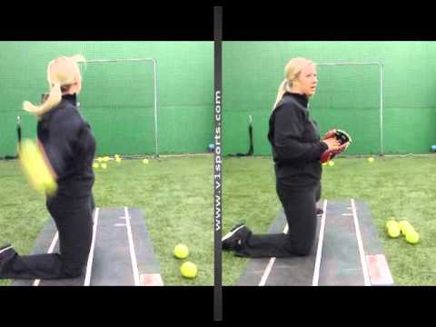 """Softball Pitching """"How to throw more strikes"""""""