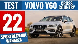 Volvo V60 Cross Country D4 AWD (2019) - TEST PL