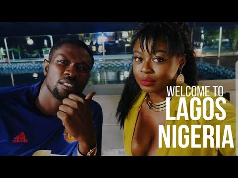 Welcome to LAGOS Nigeria ...Travel Vlog 2017