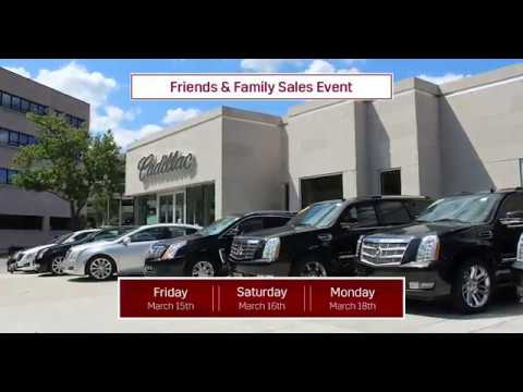 Pepe Cadillac Friends & Family Sales Event