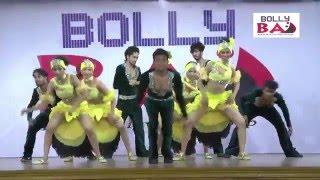 BAD Bolly Group Dance - Salsa