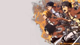 【Ger. Lyrics】Guren no Yumiya/ Feuerroter Pfeil und Bogen