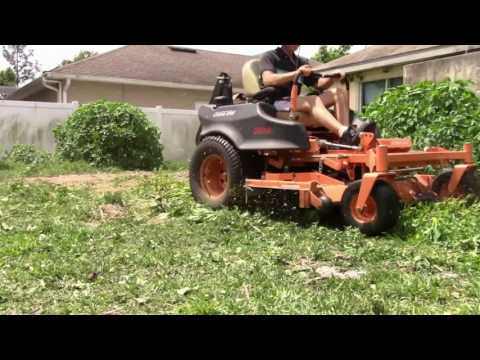 12 month lawn mowing compilation 2016