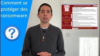 Comment se protéger des ransomware ?
