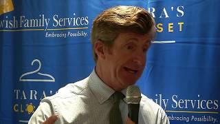 Patrick Kennedy and Jenna Bush headline Mental Health event for JFS