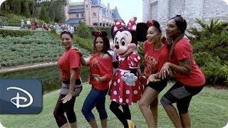 Tamar and Toni Braxton Vacation at Walt Disney World Resort thumbnail