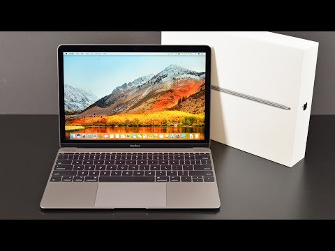 Thumbnail: Apple MacBook 12-inch (2017): Unboxing & Review