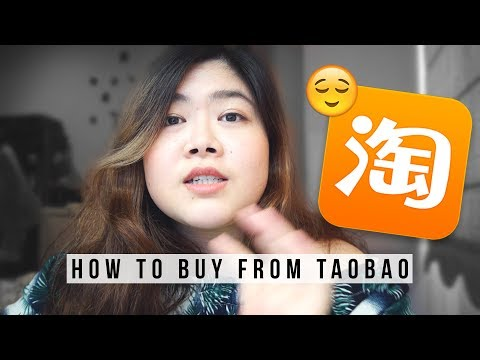 HOW TO BUY FROM TAOBAO | Without Agent | Malaysia • Joellechoong