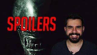 Explicando Alien Covenant - Discussão COM SPOILERS!