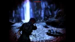 Mass Effect 3 - Insanity Infiltrator Gameplay - Earth: London 4/4