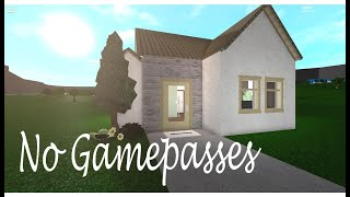 Roblox/Welcome to Bloxburg/10k BUDGET‼️💰/no gamepasses/Speed-build+Tour