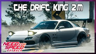 Need for Speed Payback The Drift King 2 Million Points