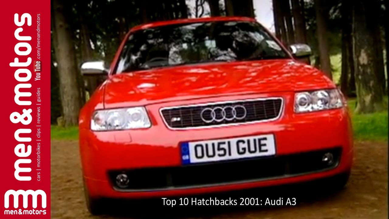 Top 10 Hatchbacks 2001 Audi A3  YouTube