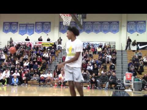 2016 LSI Dunk Contest
