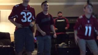 Arizona Cardinals vs Greenbay Packers Reaction Video