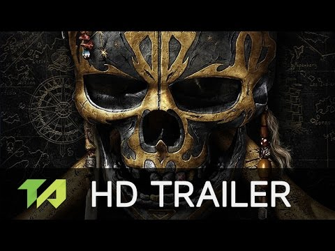 Pirates of the Caribbean: Dead Men Tell No Tales Teaser Trailer HD