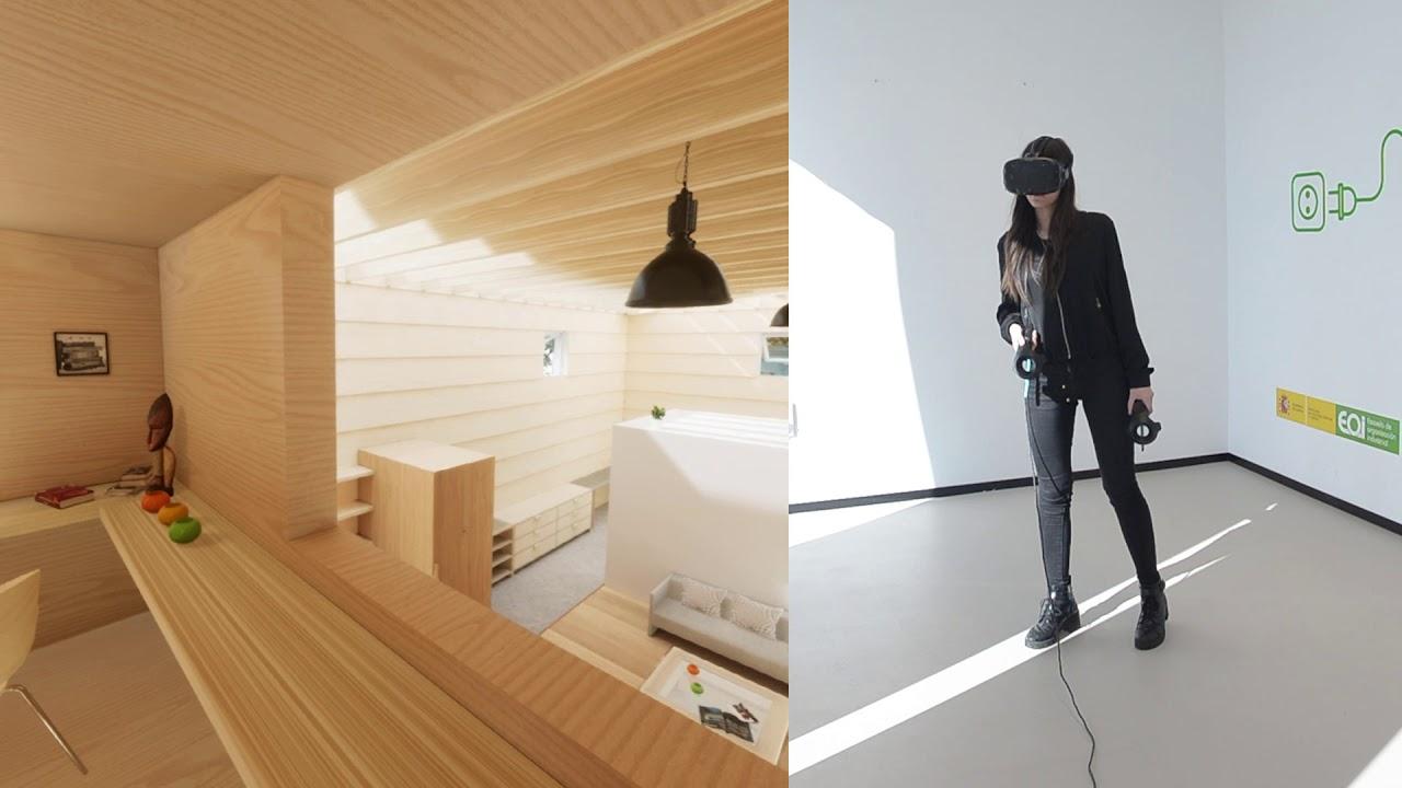 Simulare realitate virtuala in domeniul imobiliar