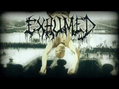EXHUMED  Coins Upon The Eyes