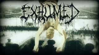 "EXHUMED - ""Coins Upon The Eyes"" (Official Video)"