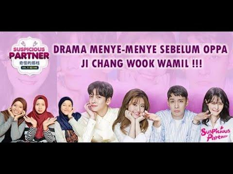 Review Drama Korea Suspicious Partner | JI CHANG WOOK NGEDRAMA SEBELUM WAMIL | YARKDRAMA