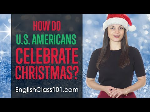 How To Celebrate Christmas In The United States?