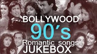 Melodious Hindi Songs Collection   90s Hit Love Songs Jukebox