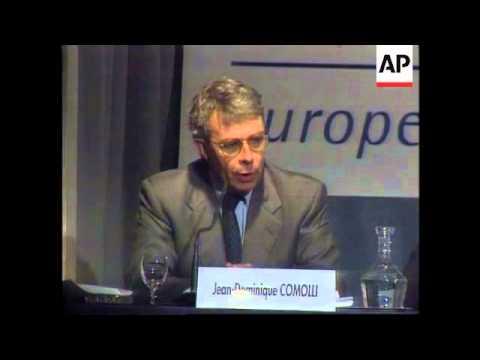 FRANCE: TABACALERA & SEITA: TOBACCO COMPANIES MERGER (2)