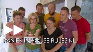 De teams schrikken zich kapot! | House Rules NL