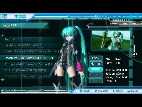 project diva pc butterfly on your right shoulder music