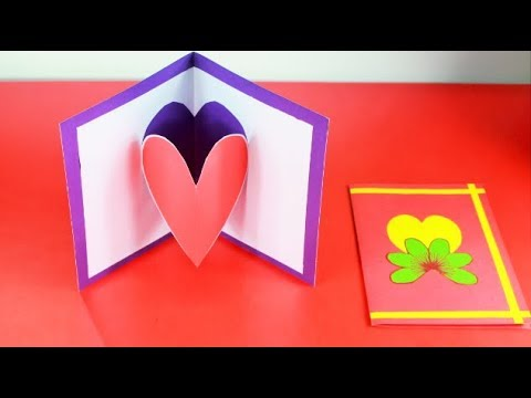 how-to-make-a-amaxing-love-gift-card-with-paper-|-very-easy-and-simple-way-|-diy---love-gift-card-: