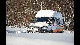GAZ Sobol 4x4 in Russia