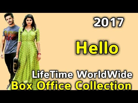 HELLO 2017 South Indian Movie LifeTime WorldWide Box Office Collections Rating