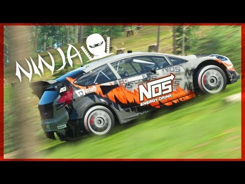 "Forza Horizon 4 - Ninja Training Attempt #1- Ultimate TerraKhana ""HARD"""
