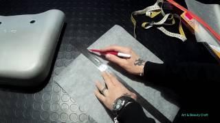 O - Bag: Realizzare Il Cartamodello Del Bordo