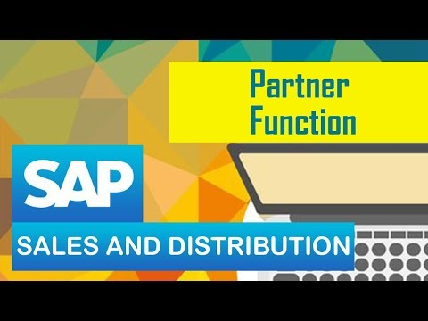 SAP SD |  Master Data In Sales & Distribution Module | Impor