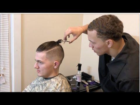 GORDON HAYWARD HAIRCUT TUTORIAL