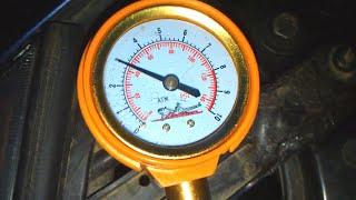 Давление топливного насоса и рампы Ford Fusion
