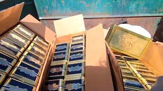 DUMPSTER DIVING- 5 FULL BOXES! IN THE DUMPSTER!