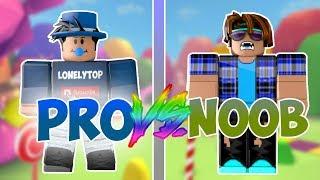 Pro Vs. Noob [Roblox Mining Simulator Edition]