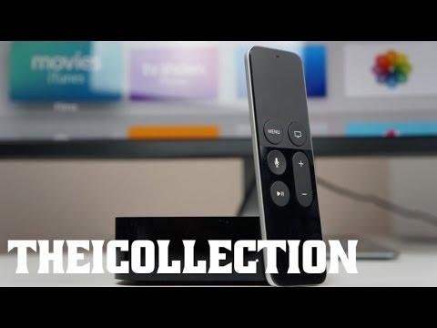 Test Apple TV (2015) Français