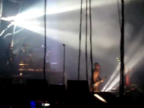 Rammstein - Intro & Rammlied (25. 11. 09, Praha, O2 arena)