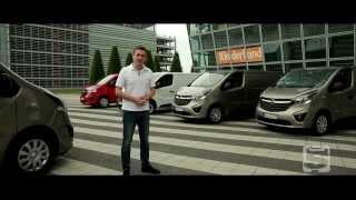 Test Opel Vivaro