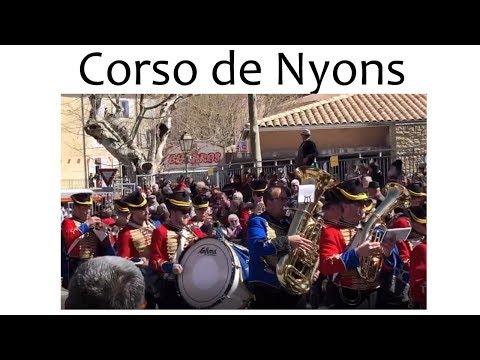 Retour en images sur le Corso de Nyons 2018