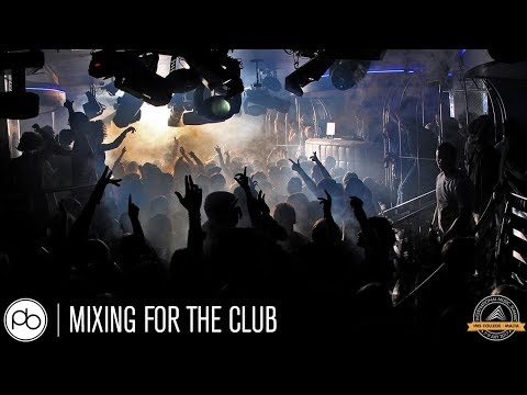 Mixing Masterclass: 'Mixing Your Track for the Club' at IMS College Malta
